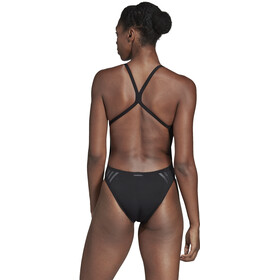 adidas Performance Swim Infinitex+ Badeanzug Damen black/grey